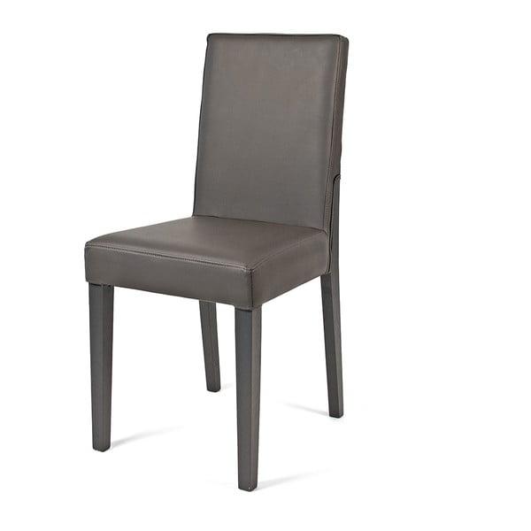 Jídelní židle Kelly, šedá