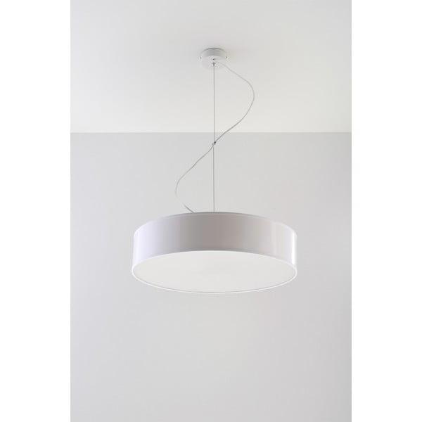 Bílé stropní svítidlo Nice Lamps Atis