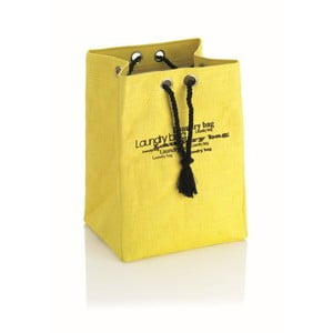 Taška na prádlo Tayler, žlutá