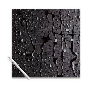 Magnetická tabule 6394, 30x30 cm