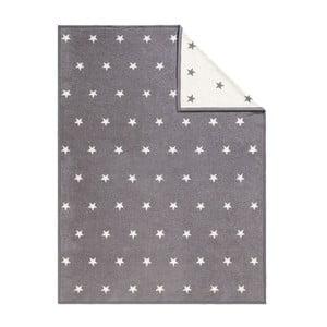 Deka Grey Stars, 150x200 cm