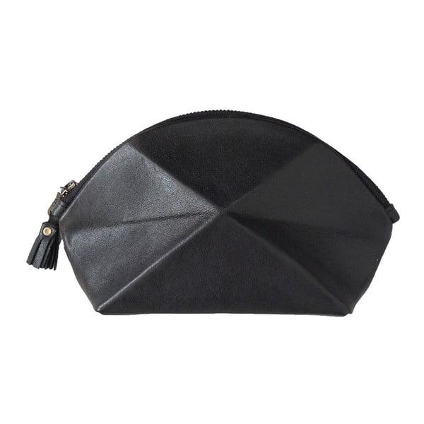Psaníčko/kosmetická taška Pyramid, černá