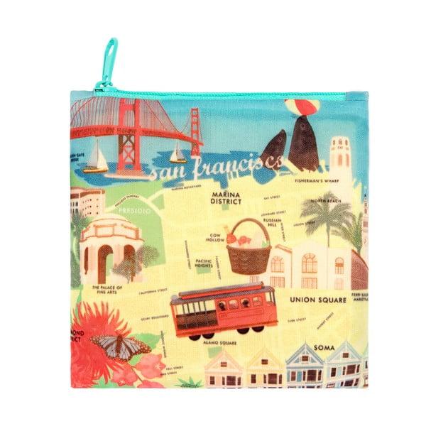 Skládací nákupní taška San Francisco