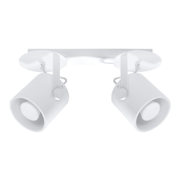 Plafonieră Nice Lamps Lea 2, alb