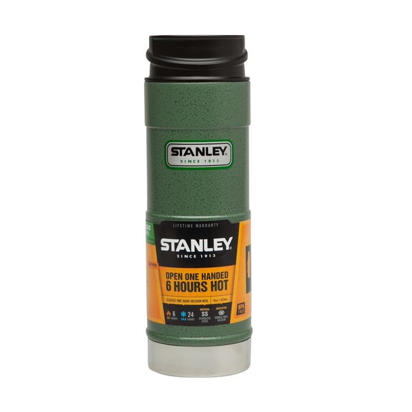 Sticlă termos Stanley Adventure, 750 m, verde