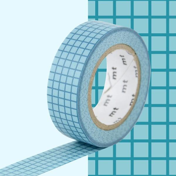 Bandă decorativă Washi MT Masking Tape Olivia, rolă 10 m