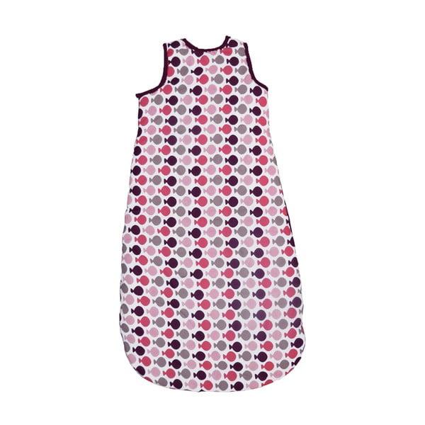 Dětský spací vak Petit Poison Rose, 50x95 cm