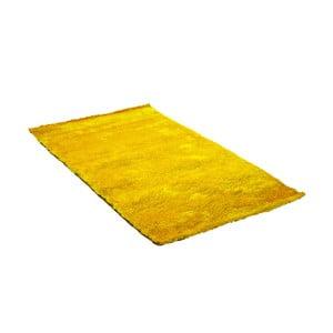 Žlutý koberec Cotex Lightning, 80 x 160 cm