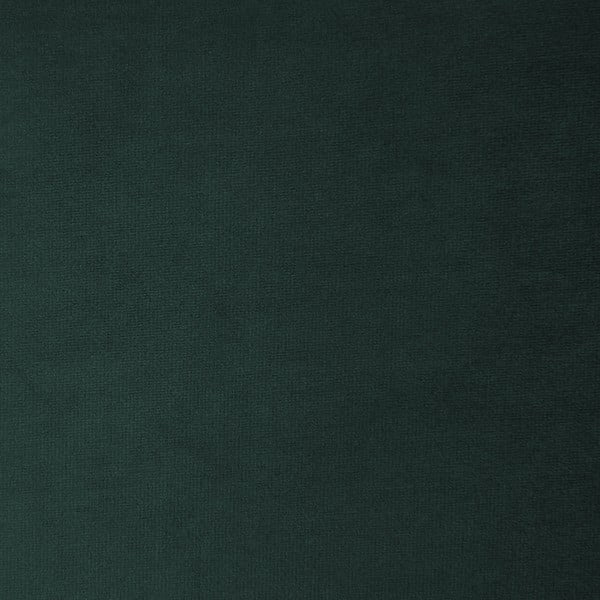 Tmavě zelený levý rohový modul pohovky Vivonita Velvet Cube