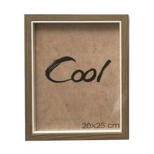 Ramă foto din lemn Maiko  Locco, pentru fotografie 30 x 40 cm