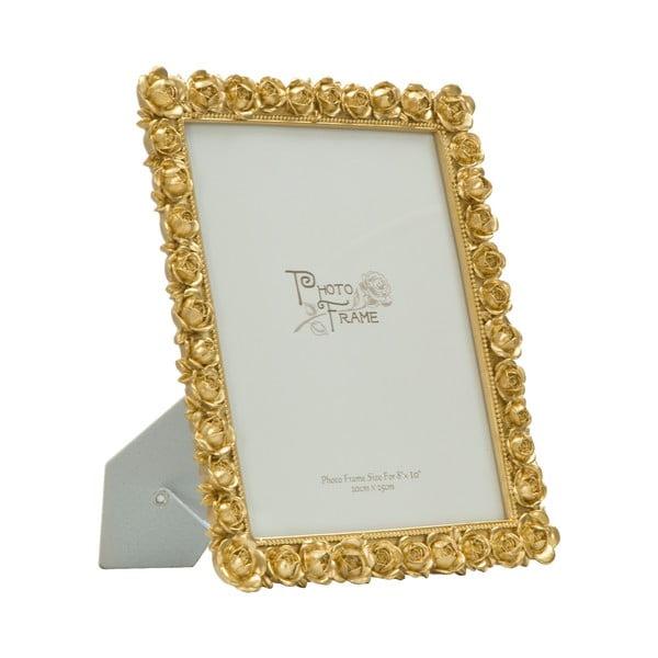 Rose aranyszínű, asztali képkeret, 20 x 25 cm - Mauro Ferretti