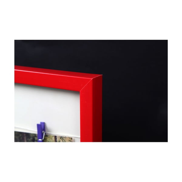 Fotorám s kolíčky Deep Red Peg
