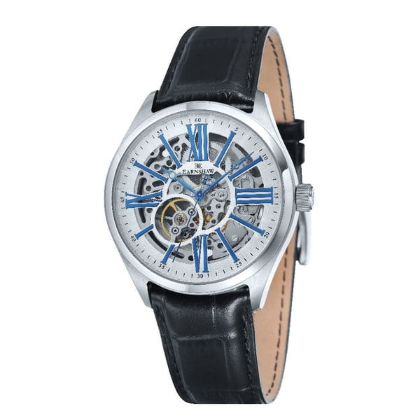 Pánské hodinky Thomas Earnshaw Black/Blue