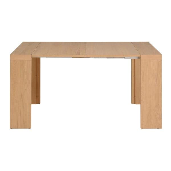 Rozkládací jídelní stůl z bukového dřeva Artemob Tromba