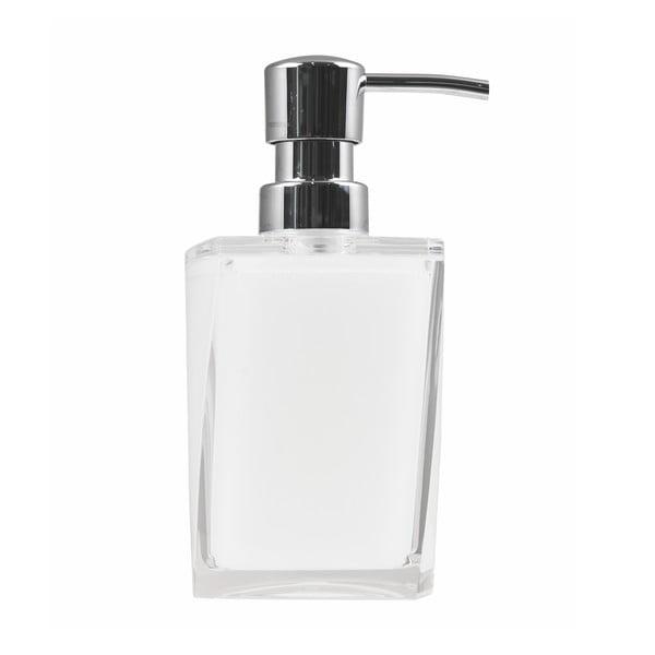 Dávkovač na mýdlo Transparent White