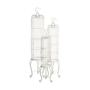 Sada 3 dekorativních klecí Ixia Cages