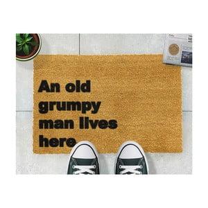 Rohožka Artsy Doormats Grumpy Man Lives Here,40x60cm