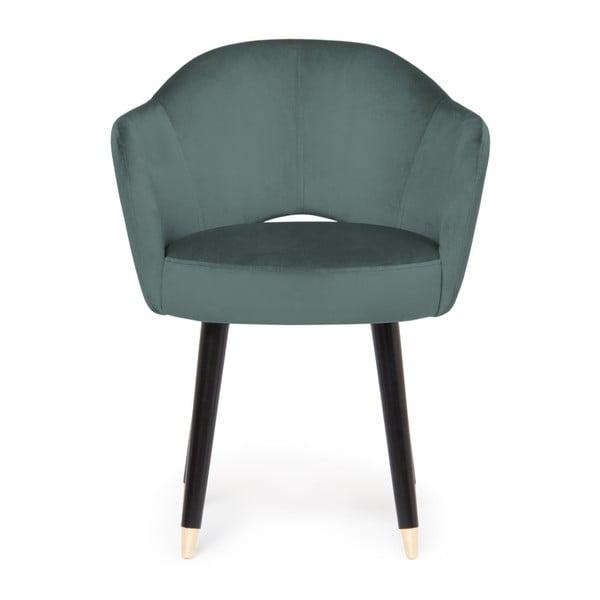 Sada 2 zelených židlí Vivonita Olivia