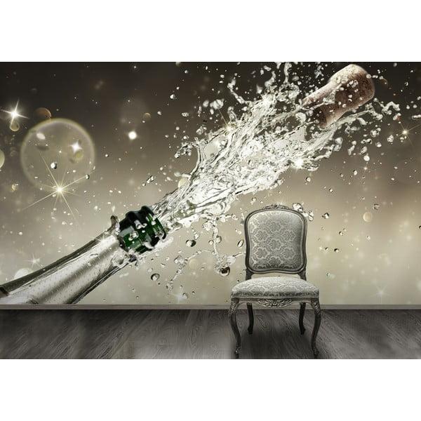 Velkoformátová tapeta Šampaňské, 315x232 cm