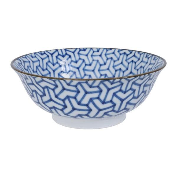 Modrá porcelánová miska Tokyo Design Studio Etsy,450ml