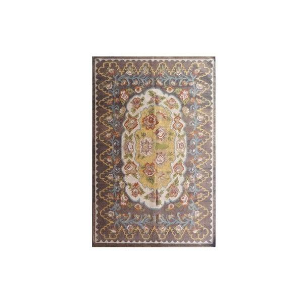 Ručně tkaný koberec Kilim Flowers 159, 160x230 cm