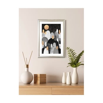 Tablou Piacenza Art Moonlight, 30 x 20 cm