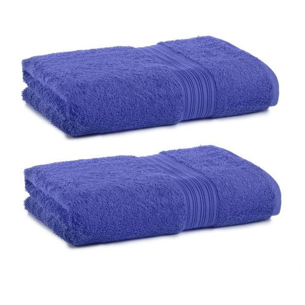 Set 2ks ručníků Indulgence Victoria  Blue, 41x71 cm