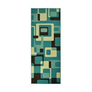 Modrý koberec Hanse Home Hamla Retro, 80x150cm