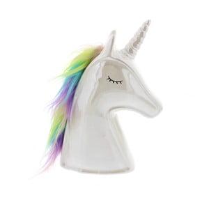 Keramická kasička Just 4 Kids Unicorn Magic Head