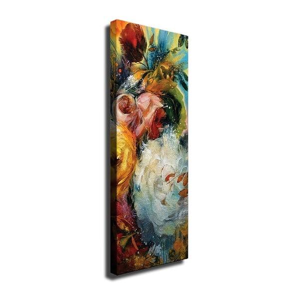 Impression vászon fali kép, 30 x 80 cm