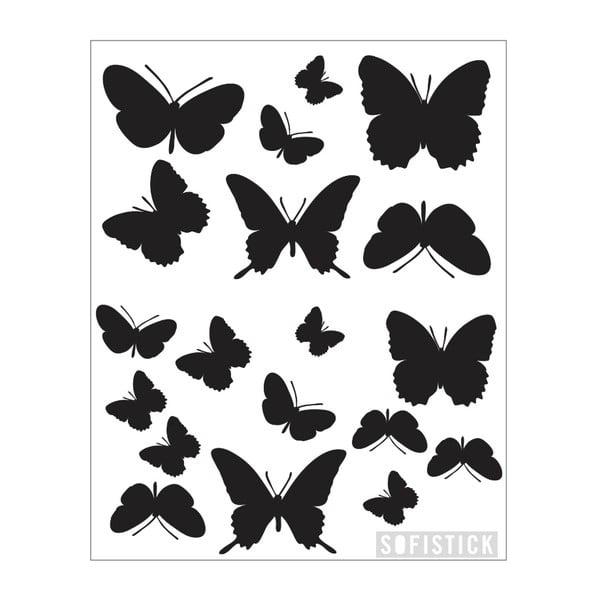 Samolepka Motýli