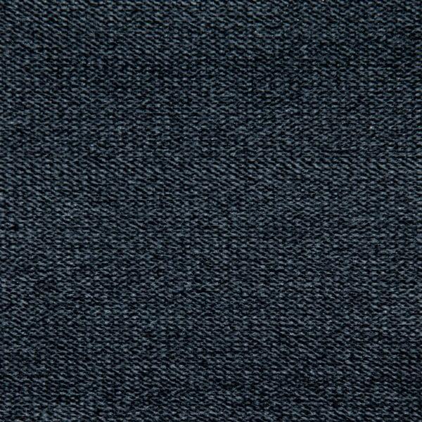Tmavě šedá pohovka Vivonita Johanes, pravý roh
