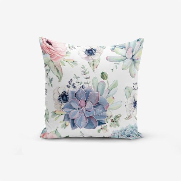 Poszewka na poduszkę z domieszką bawełny Minimalist Cushion Covers Yagli, 45x45 cm