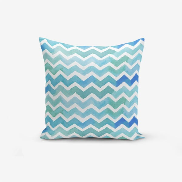 Față de pernă Minimalist Cushion Covers ZigZag, 45 x 45 cm