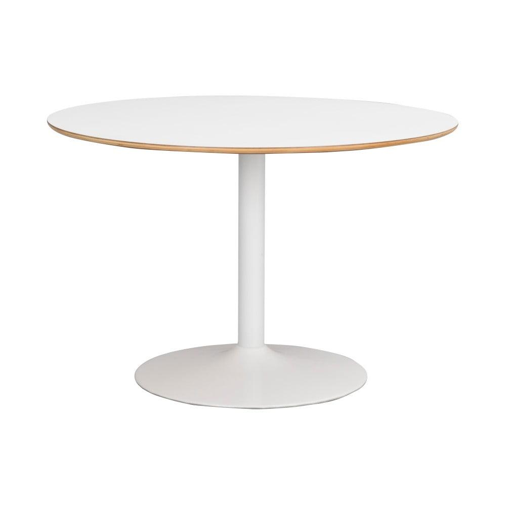 Bílý jídelní stůl Folke Alet