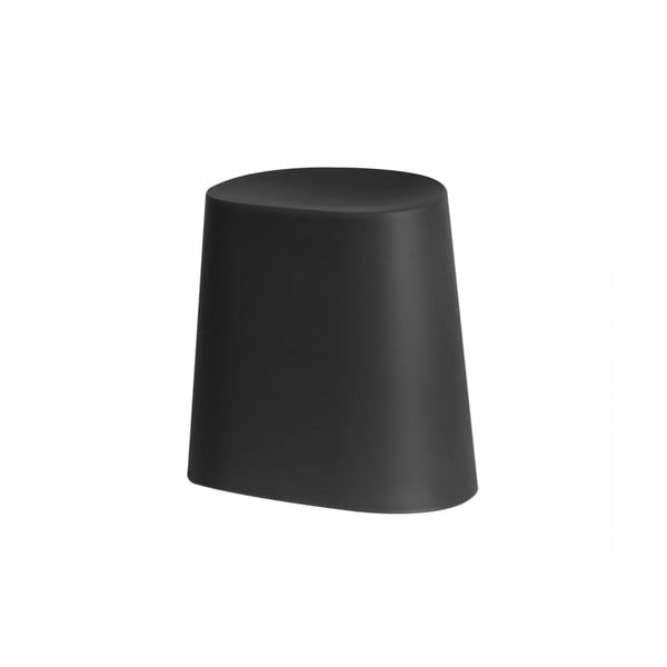 Taburet Leitmotiv Relish, negru