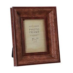 Fotorámeček Brown Vintage, 13x18 cm