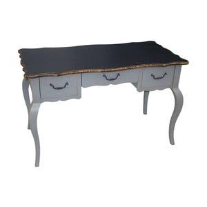 Psací stůl se třemi zásuvkami Transilvania