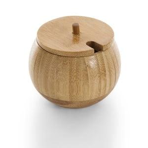 Cukřenka z bambusového dřeva Bambum