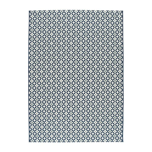 Slate kék-fehér szőnyeg, 80 x 150 cm - Universal