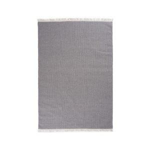 Vlněný koberec Rainbow Steel, 140x200 cm