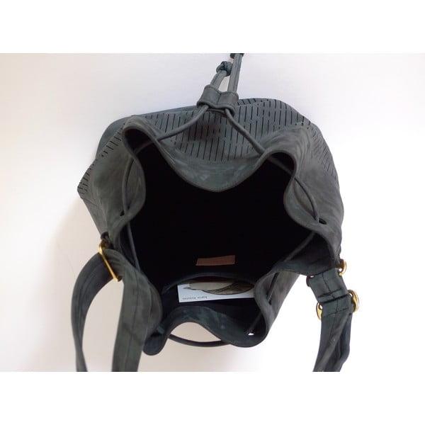 Taška přes rameno Cut Out, černá