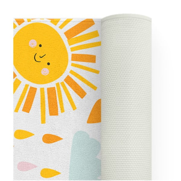 Dětský koberec OYO Kids Sunny, 100 x 140 cm