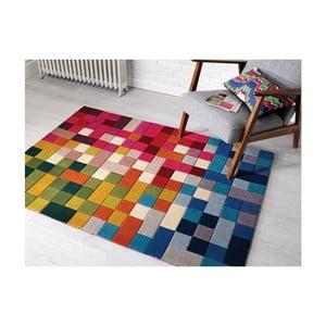 Barevný koberec z vlny Flair Rugs Lucea, 160 x 230 cm