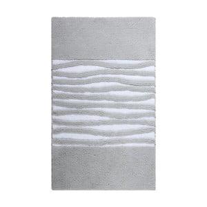 Koupelnová předložka Morgan Silver, 60x100 cm