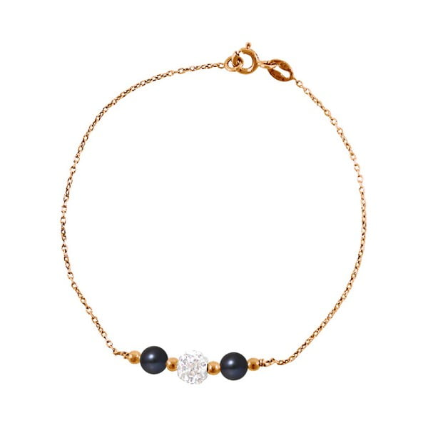 Náramek s říčními perlami Kelsios