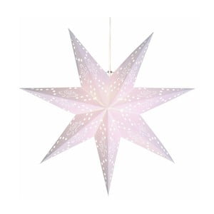 Závěsná svítící hvězda Best Season Romantic Star, 54 cm
