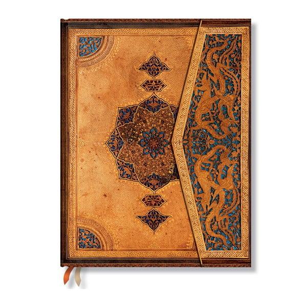 Diář na rok 2014 - Safavid 23x18 cm, verso výpis dnů