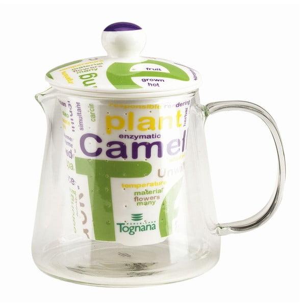 Skleněná čajová konvička Classic s keramickým filtrem