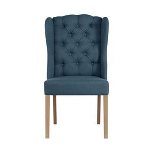 Modrá židle Jalouse Maison Hailey